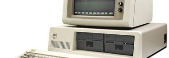 1981: IBM Introduces First Personal Computer using MDOS