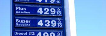 2012: Diesel $4.00/gal